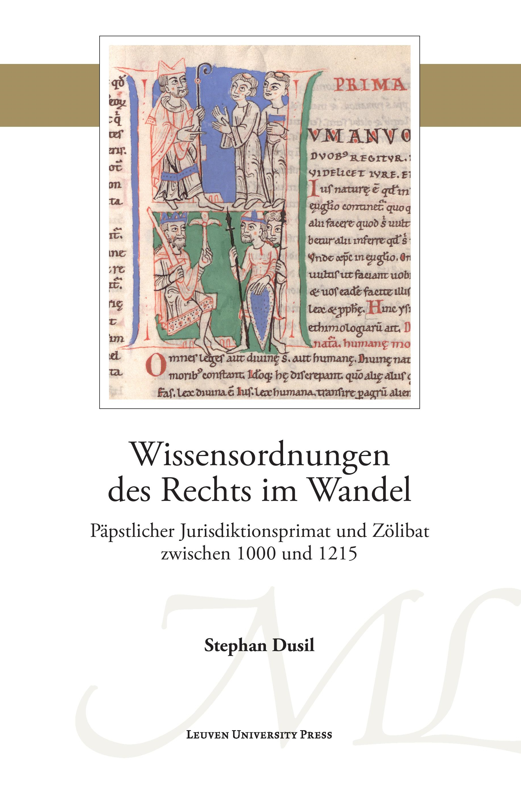 The KULeuven Announced That Prof Dr Stefan DUSIL Research Unit Of Roman Law And Legal History Won Hermann Conring Preis 2018 For Book